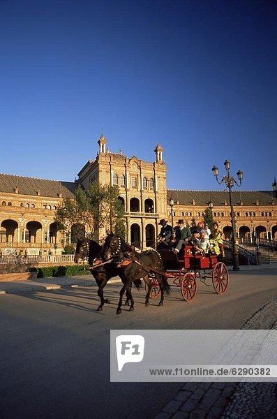 Europa  Sevilla  Spanien