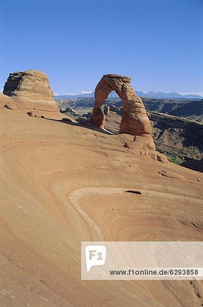 Vereinigte Staaten von Amerika  USA  Nordamerika  Arches Nationalpark  Delicate Arch  Utah