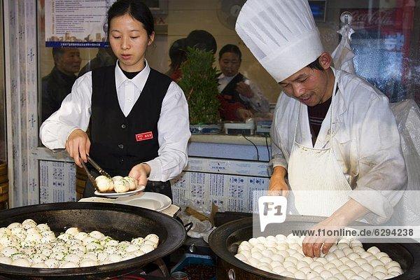 China  Asien  Shanghai