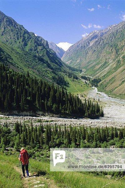 Zentralasien  Kirgistan
