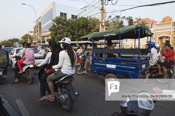 Phnom Penh  Kambodscha  Indochina  Südostasien  Asien