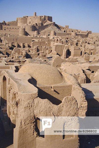 17th century citadel  Safavid  Bam  Iran