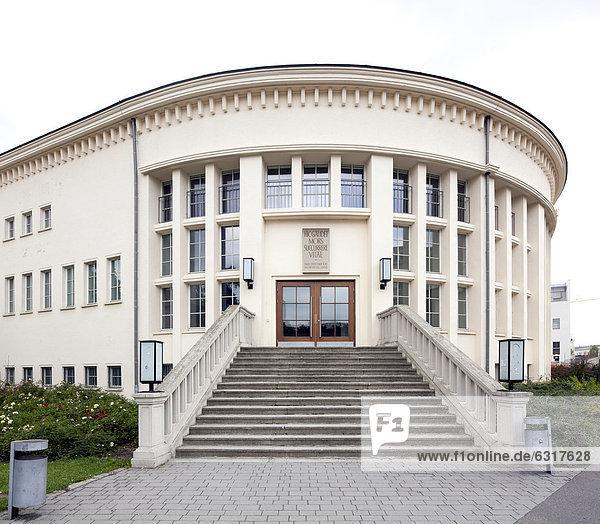 Universität Leipzig  Anatomisches Institut  Leipzig  Sachsen  Deutschland  Europa  ÖffentlicherGrund