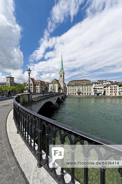 Europa Schweiz Zürich