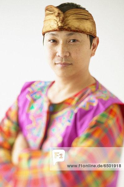 Portrait  Mann  Tradition  Kleidung