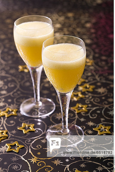 Bellini cocktail © Tombini Marie-Laure/Oredia