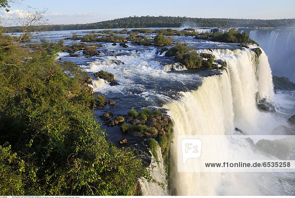 Mandatory Credit: Photo by Andre Seale / SpecialistStock / Rex Features ( 1277447a ) Iguassu Falls  Foz do IguaAu  Parana  Brazil VARIOUS