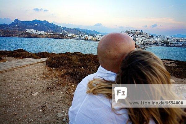 Kykladen Griechenland Naxos