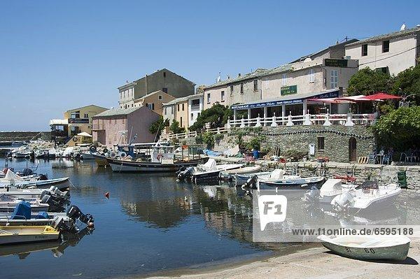 Centuri Port  Cap Corse  Korsika  Frankreich / Westkueste *** Local Caption ***