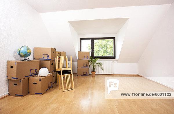 leer Möbel Zimmer Apartment Bewegung Loft