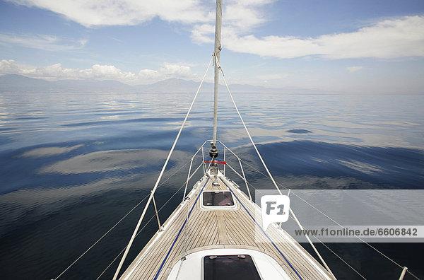 Segeln  Wasser  Ruhe  Yacht  Unterricht