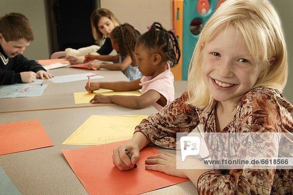 Farbaufnahme  Farbe  Fotografie  Mädchen