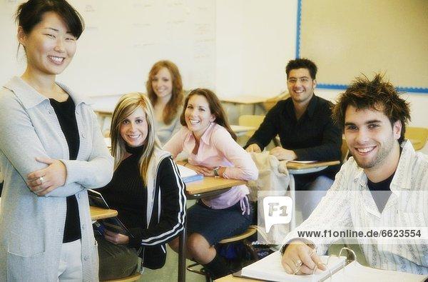 Lehrer  Student