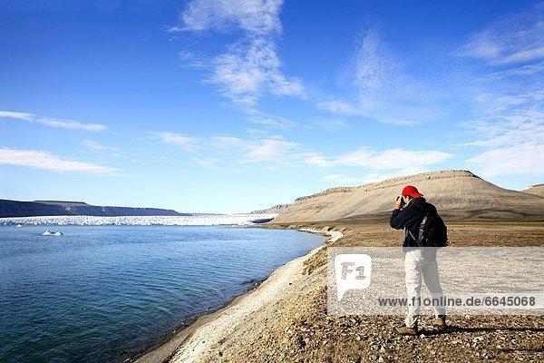 Insel  Arktis  kanadisch  Coburg