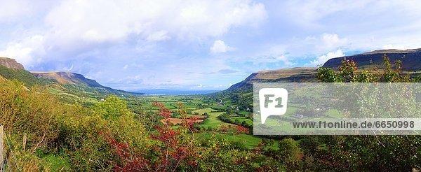 County Antrim  Irland