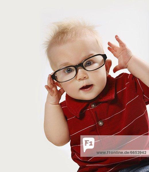 Portrait  Junge - Person  Baby