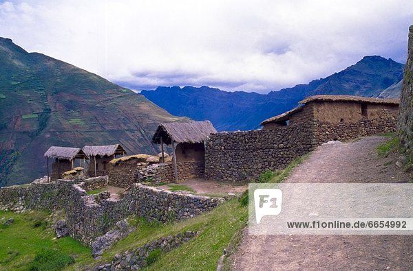 Sacred Valley of the Incas Urubamba Valley Peru Südamerika
