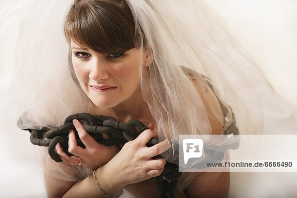 Bride In Bondage