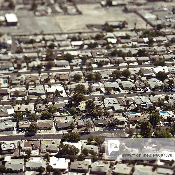 Nachbarschaft Ansicht Zimmer Luftbild Fernsehantenne