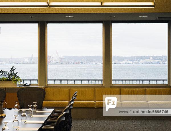Geschäftsbesprechung  Zimmer  Ansicht  Konferenz