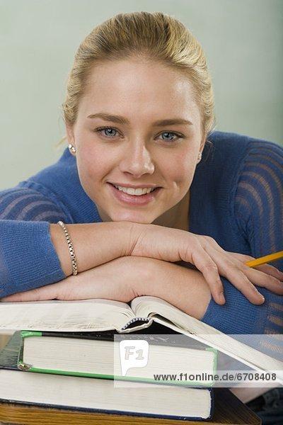Portrait  Student  Hochschule