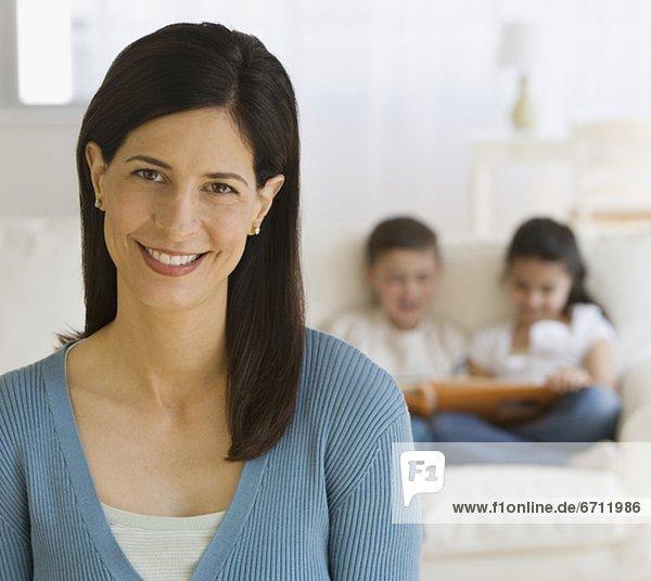 Hintergrund  Mutter - Mensch