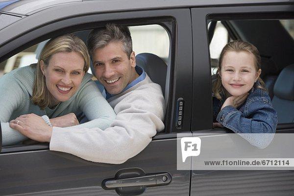 lächeln  Auto