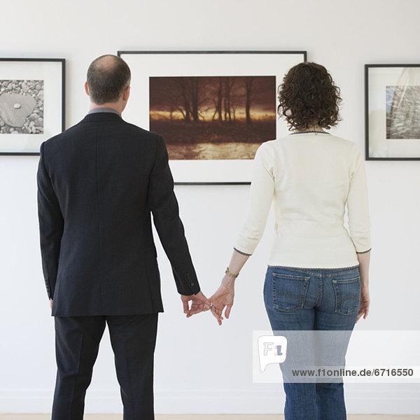 sehen  Kunst  Galerie