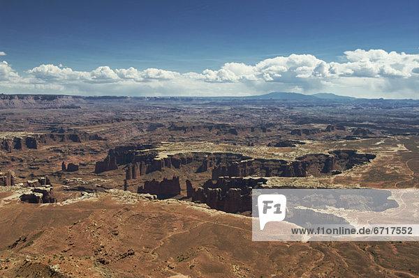 Landschaftlich schön,  landschaftlich reizvoll , Ansicht , Utah