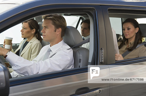 Mensch  Menschen  Auto  Business