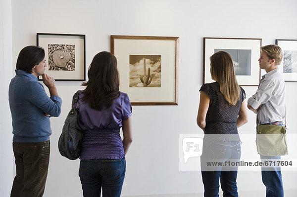 Mensch  sehen  Menschen  Kunst  Galerie  Gemälde  Bild