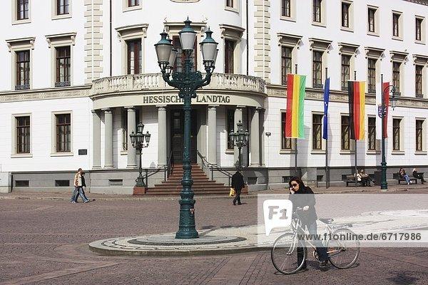 Hessen  Deutschland  Wiesbaden