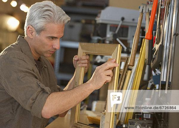 Fotografie Produktion Handwerker