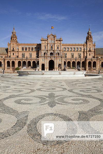 'Placa De Espana