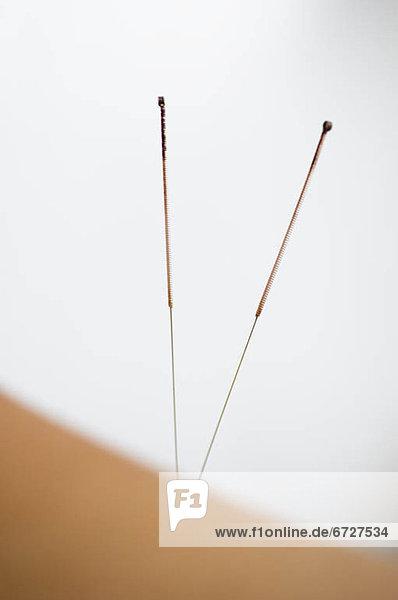 Akupunkturnadlen