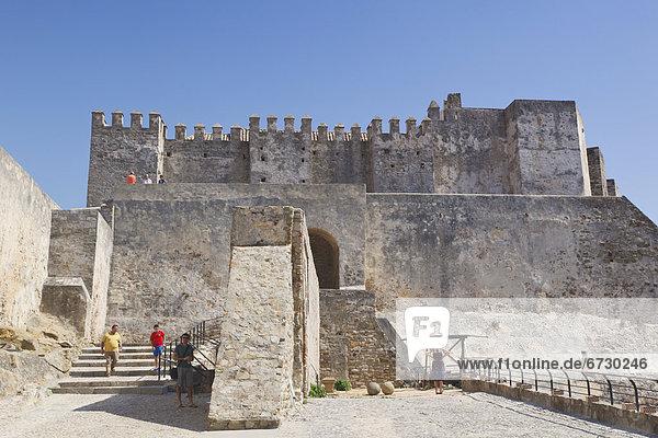 'Castle Of Guzman El Bueno