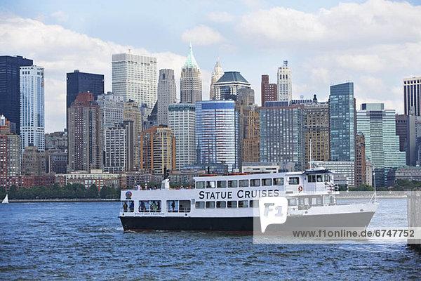 Vereinigte Staaten von Amerika  USA  New York City  New York State