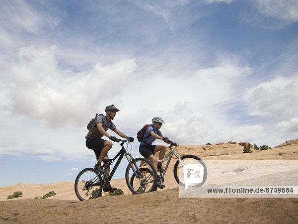 Wüste, Fahrrad, Rad, Riding Mountain National Park