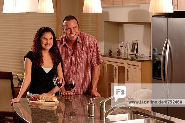 Wein  Küche