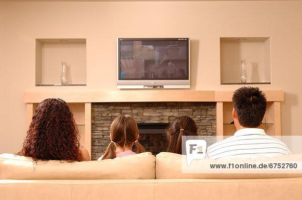 sehen  Zimmer  Fernsehen  Wohnzimmer