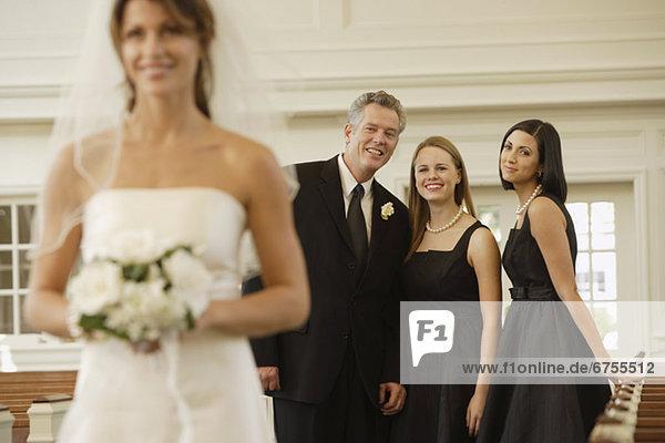 Braut  Hintergrund