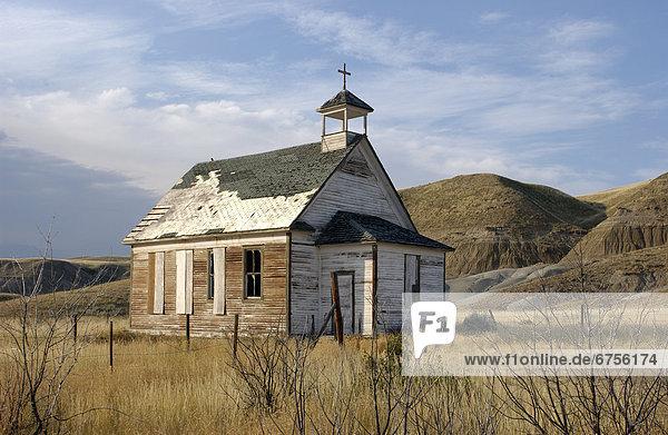 Abandoned Mining Town  Alberta