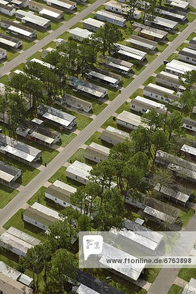 Vereinigte Staaten von Amerika USA Erhöhte Ansicht Aufsicht Architekturmodell Kalifornien Los Angeles