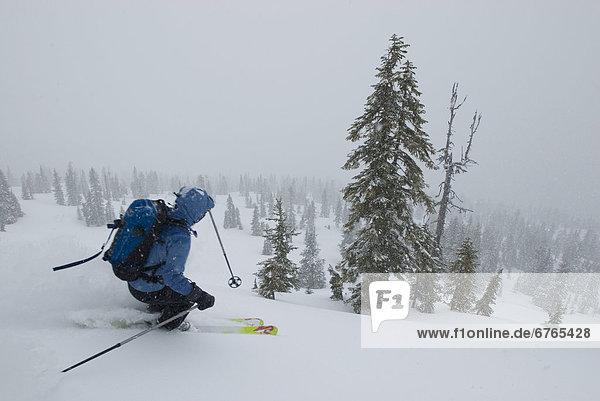 Cascade Mountain  British Columbia