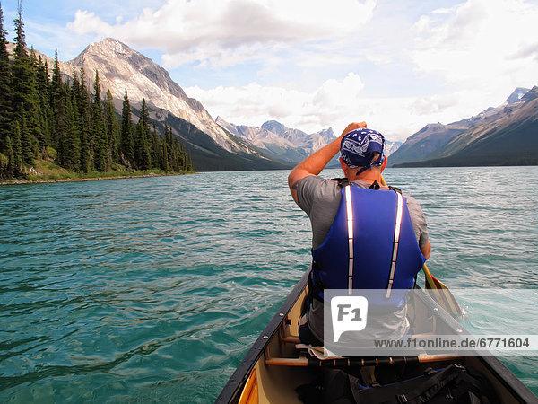 Jasper Nationalpark , Alberta