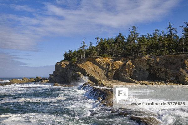 Vereinigte Staaten von Amerika  USA  Küste  Oregon