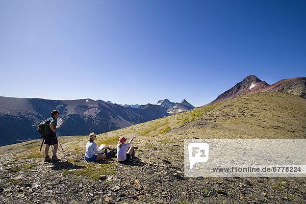 Vereinigte Staaten von Amerika  USA  Glacier Nationalpark