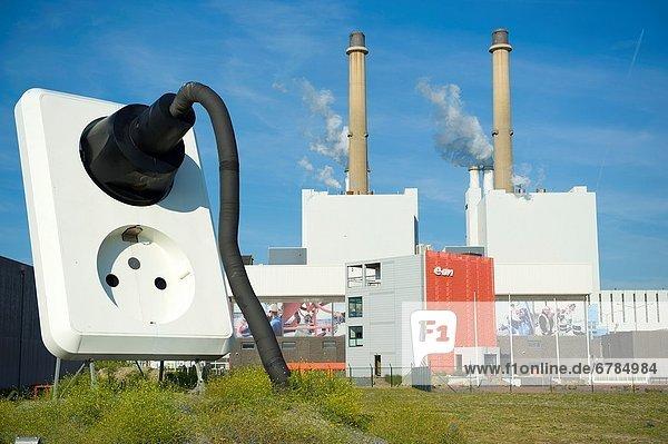 Kraftwerk frontal Niederlande Rotterdam Kraftwerk,frontal,Niederlande,Rotterdam
