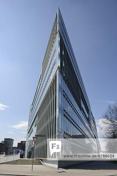 Deichtor-Center  Bürogebäude  Hansestadt Hamburg  Deutschland  Europa