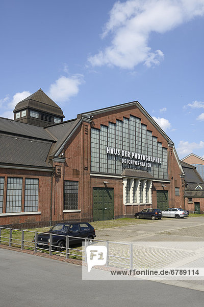 Europa Museum Galerie Fotografie Hamburg - Deutschland Deichtorhallen Deutschland
